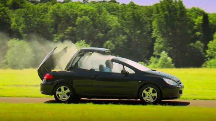 Peugeot Driver