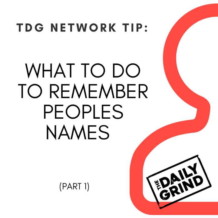 002-what to do to remember names