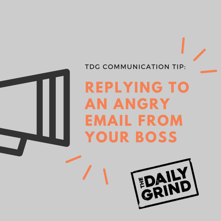 006- How to reply to an angry email