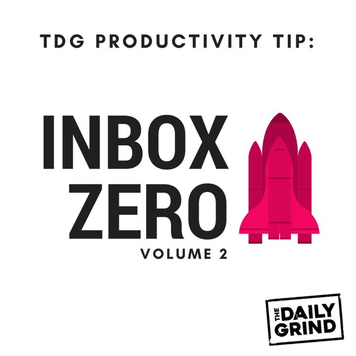 inbox zero V2